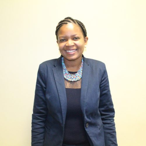 Dr Mmaki Jantjies